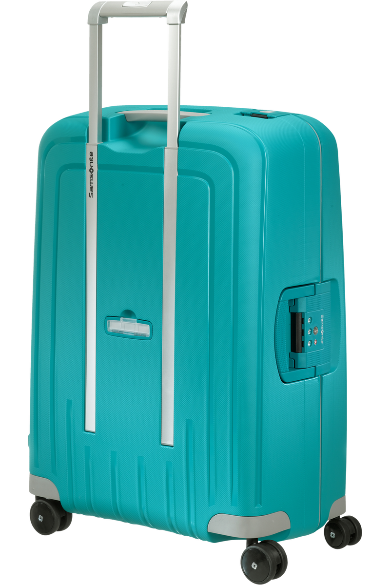 Samsonite - Valise S'CURE Spinner 69cm - coloris aqua