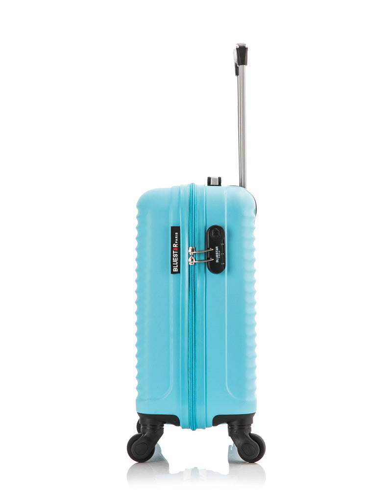 BLUE STAR- Valise Cabine - blue sky - BRAZILIA