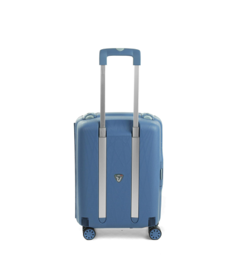 Roncato - valise cabine 55cm Light - coloris bleu -  LIGHT/PT