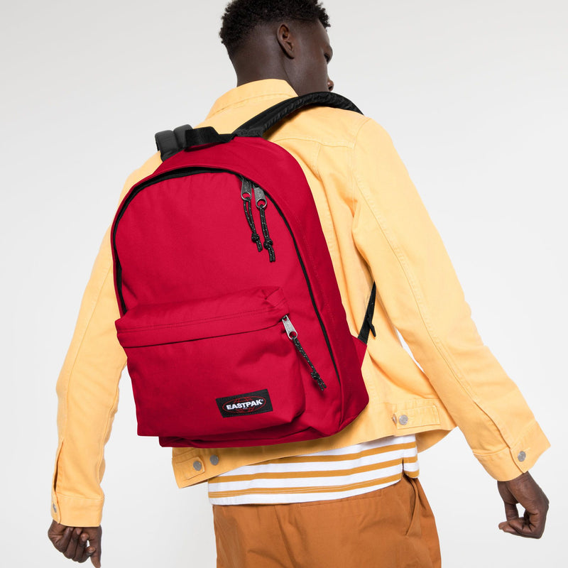 Eastpak - Sac à dos Out Of Office, format A4 / housse pour ordinateur 13 pouces - 27L - Sailor red
