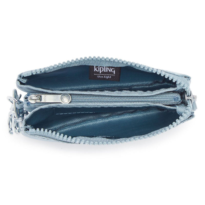 Kipling - Porte-monnaie - CREATIVITY S - SEA GLOSS M9