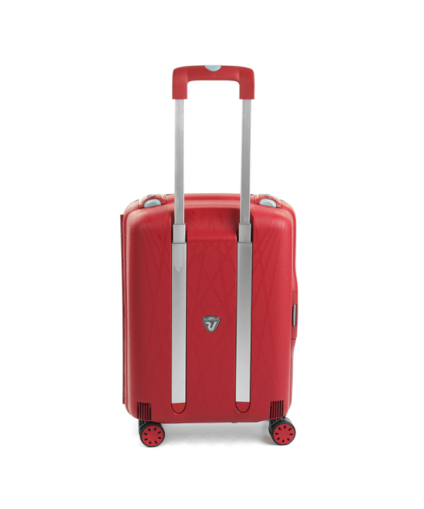Roncato - valise cabine 55cm Light - coloris rouge -  LIGHT/PT
