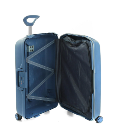 Roncato - valise 75CM Light - coloris bleu - LIGHT/GT