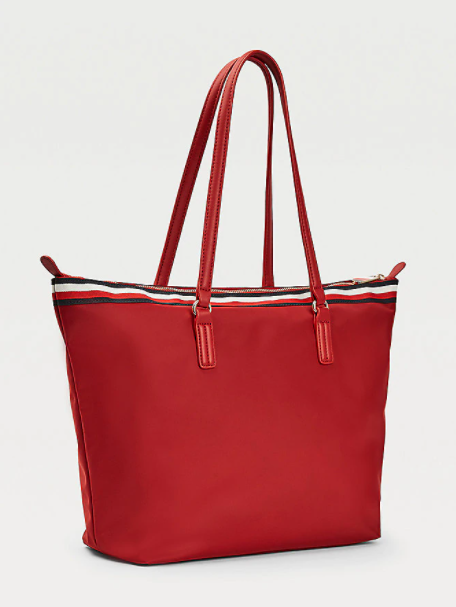Tommy Hilfiger - Sac cabas rouge - AW0AW08832