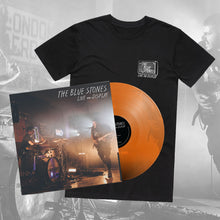 Load image into Gallery viewer, Live On Display EP Vinyl & T-Shirt Bundle