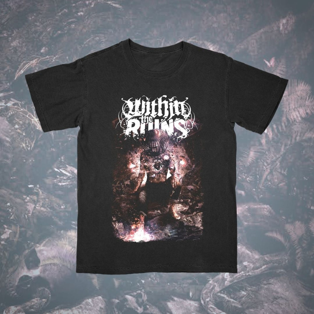 "Within The Ruins ""Black Heart"" Shirt"
