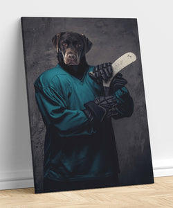 Hockey - A unique board for your pet