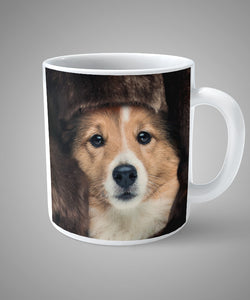 Glamor - Unique Mug for your pet