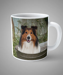 Bath - Unique Mug for your pet
