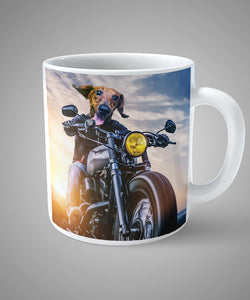 Motorcycle - Unique Mug for your pet