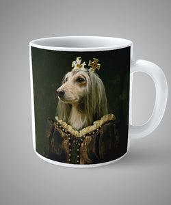 Queen - Unique Mug for your pet