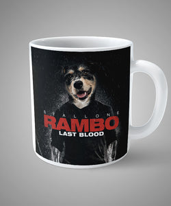 Rambo - Unique Mug for your pet