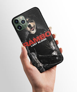 Rambo - Unique Phone Shell