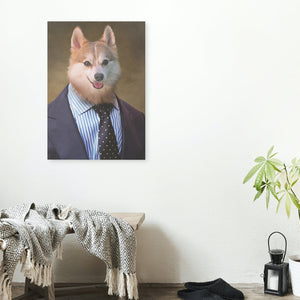 Entrepreneur - A unique painting about your pet