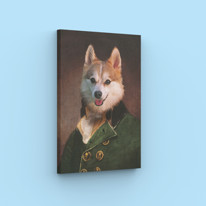 Count - A unique painting about your pet