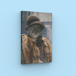 Peaky Blinders - A unique painting about your pet
