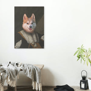 Vice Admiral - A unique painting about your pet