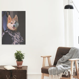 Mrs. - A unique painting about your pet