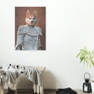Lady 3- A unique painting about your pet