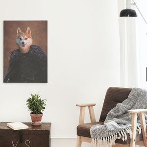 John Kinos - A unique painting about your pet