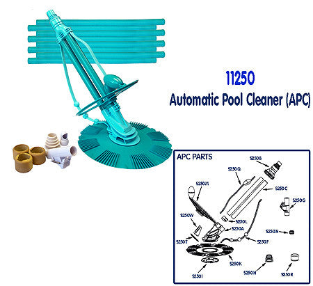 Automatic Cleaner