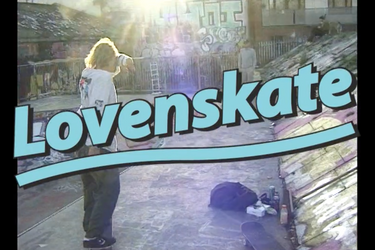 Lovenskate boys down the Deaner