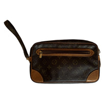 Load image into Gallery viewer, Louis Vuitton Monogram Pochette Marly Dragonne