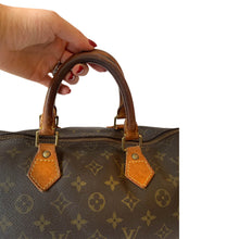 Load image into Gallery viewer, Louis Vuitton Monogram Speedy 35 Vintage