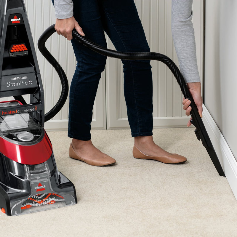 Bissell Stain Pro 6 20096 Carpet Cleaner with Heated Cleaning