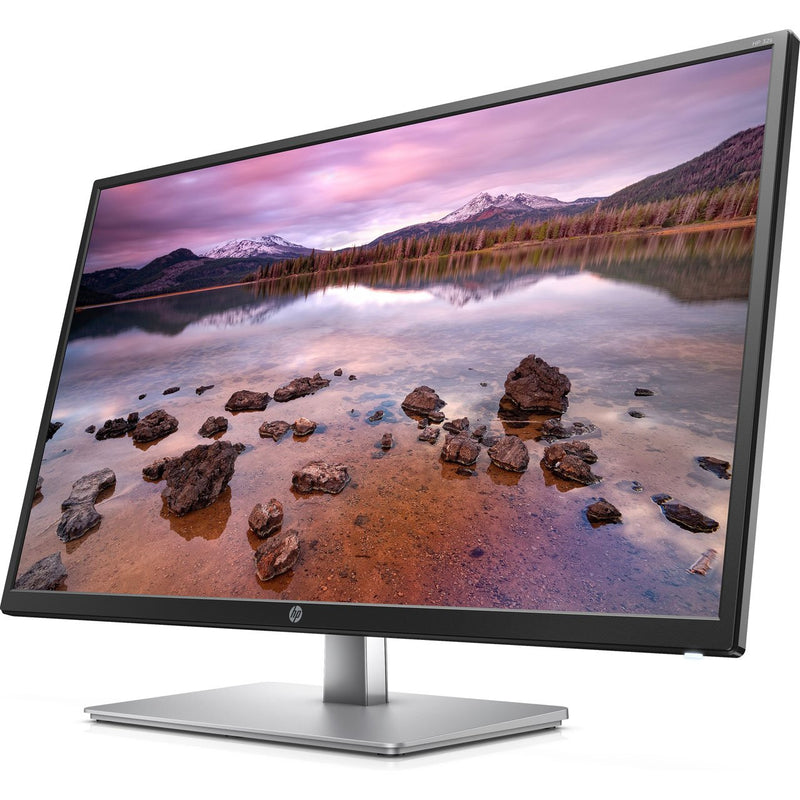 "HP 32s Full HD 31.5"" 60Hz Monitor - Black / Silver"
