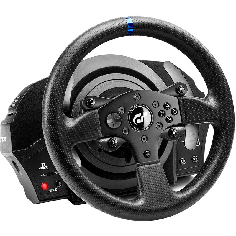 Thrustmaster T300 RS GT Edition Steering Wheel & Pedals - Black