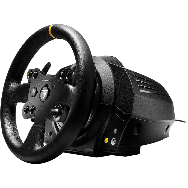 Thrustmaster TX Racing Wheel Leather Edition & Pedals - Black