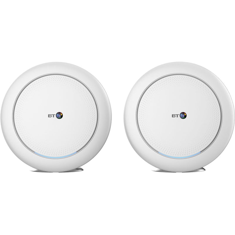 BT Premium Whole Home WiFi (2-Pack) for Mesh Network - AX3700Mbps