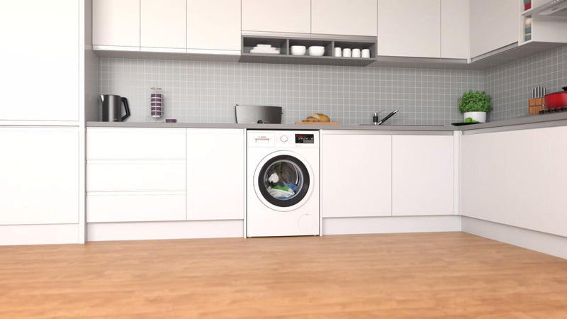 Bosch Serie 6 WAT28371GB 9Kg Washing Machine with 1400 rpm - White - A+++ Rated
