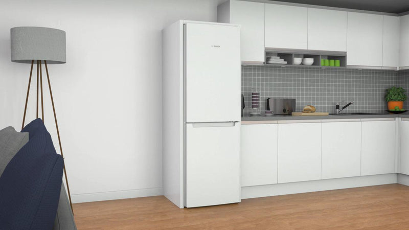 Bosch Serie 2 KGN34NWEAG 50/50 Frost Free Fridge Freezer - White - A++ Rated