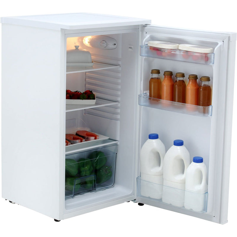 Amica FC1264 Fridge - White - A+ Rated