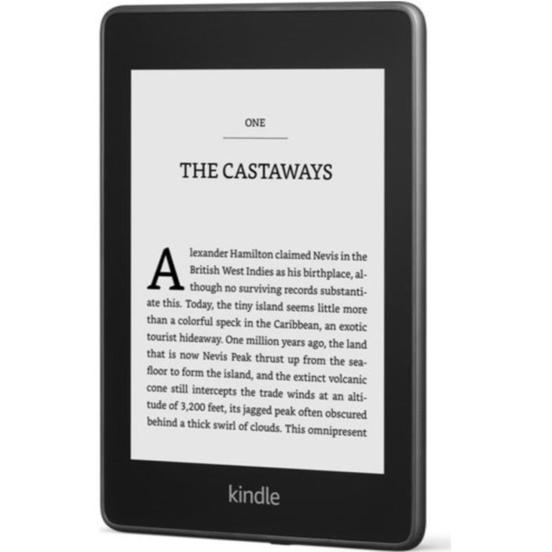 "Amazon Kindle Paperwhite with Special Offers 6"" 8GB eReader - Black"