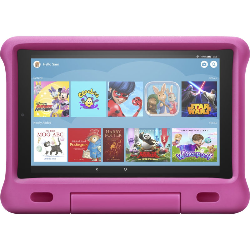 "Amazon Fire HD Kids Edition 10.1"" 32GB Wifi Tablet with Alexa [2019] - Pink"