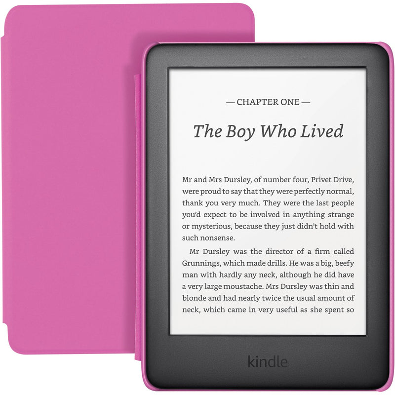 "Amazon Kindle Kids Edition 6"" 8GB eReader - Pink"