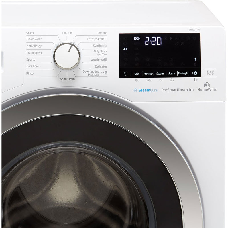 Beko WR860441G 8Kg Washing Machine with 1600 rpm - Graphite - A+++ Rated