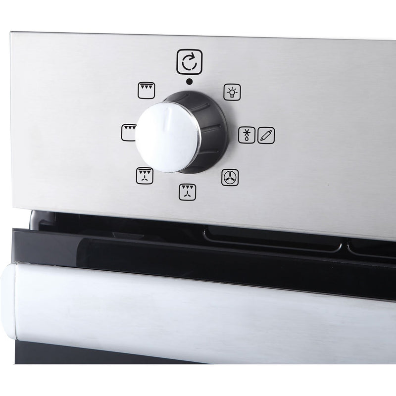 Belling BI602FP Built In Electric Single Oven - Stainless Steel - A Rated