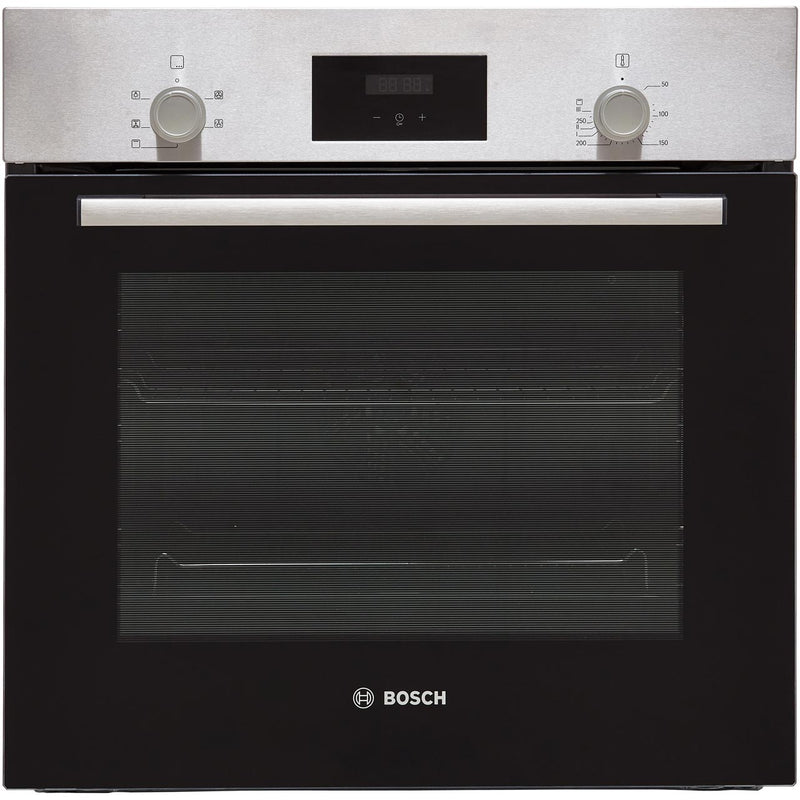 Bosch Serie 2 HHF113BR0B Built In Electric Single Oven - Stainless Steel - A Rated