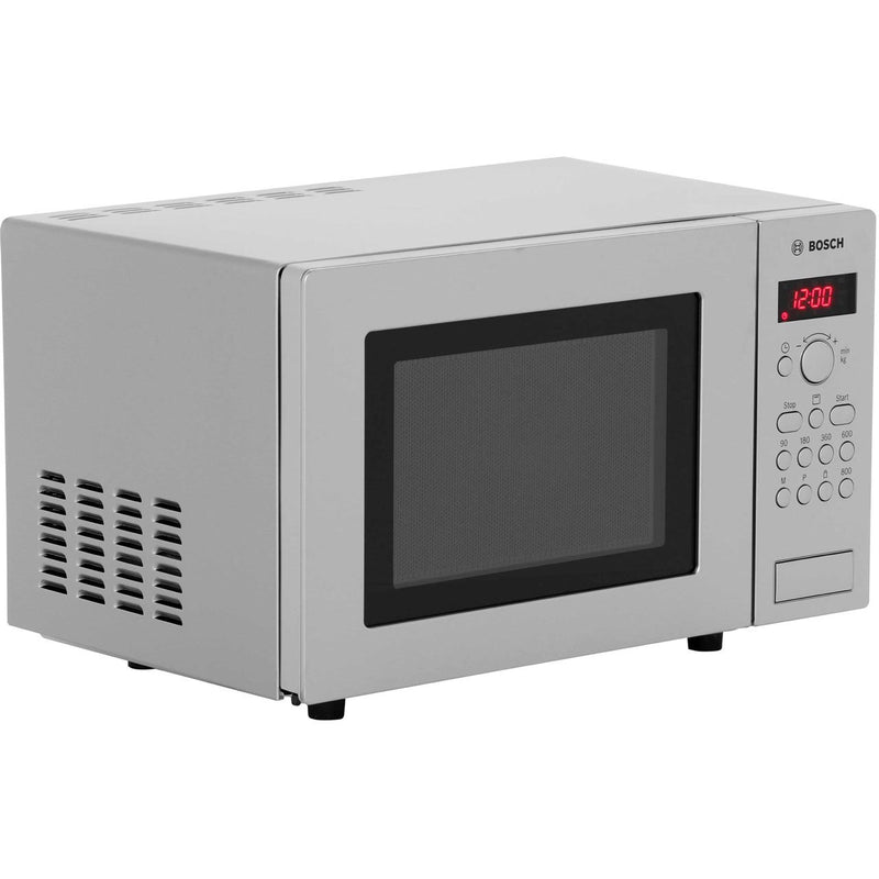 Bosch HMT75G451B 17 Litre Microwave With Grill - Stainless Steel
