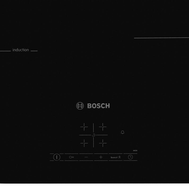 Bosch Serie 4 PUE611BF1B 59cm Induction Hob - Black