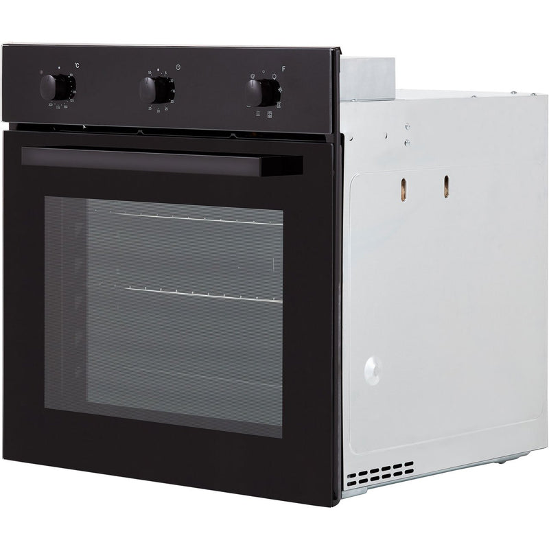 Candy FCP602N Built In Electric Single Oven - Black - A+ Rated