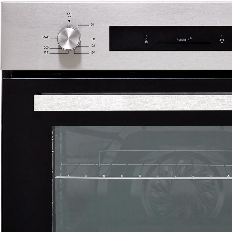 Candy FCP602XE0/E Wifi Connected Built In Electric Single Oven - Stainless Steel - A+ Rated