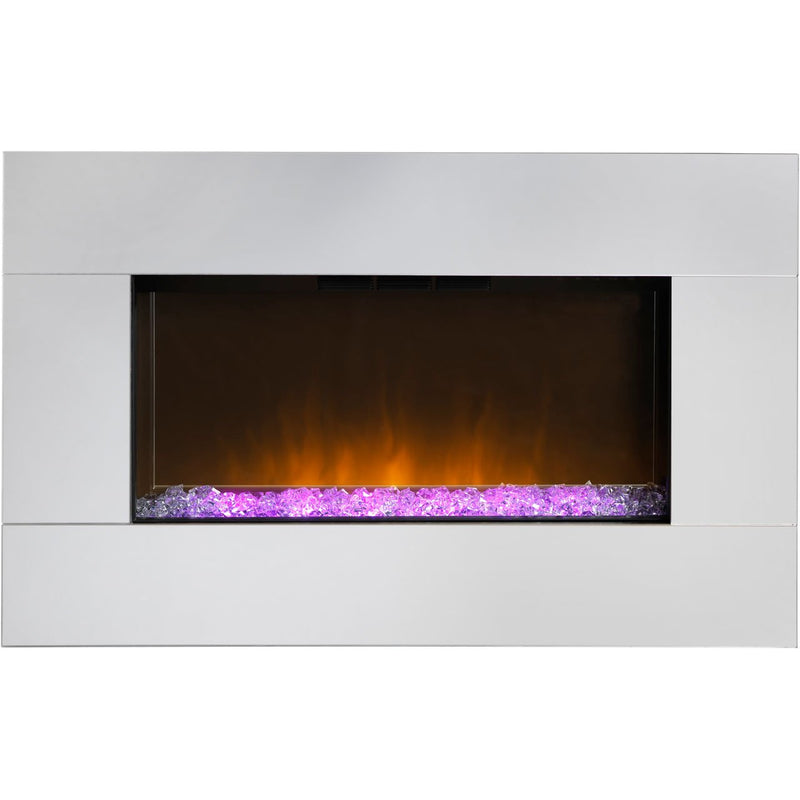 Dimplex Diamantique DIAM14 Pebble Bed Wall Mounted Fire - Mirror Glass