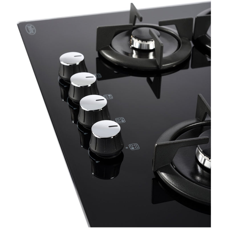 Belling GTG60C 60cm Gas Hob - Black