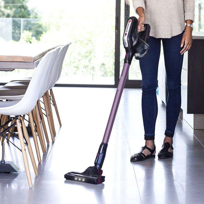 Hoover H-FREE 200 Pets HF222MPT Cordless Vacuum Cleaner with Pet Hair Removal and up to 40 Minutes Run Time
