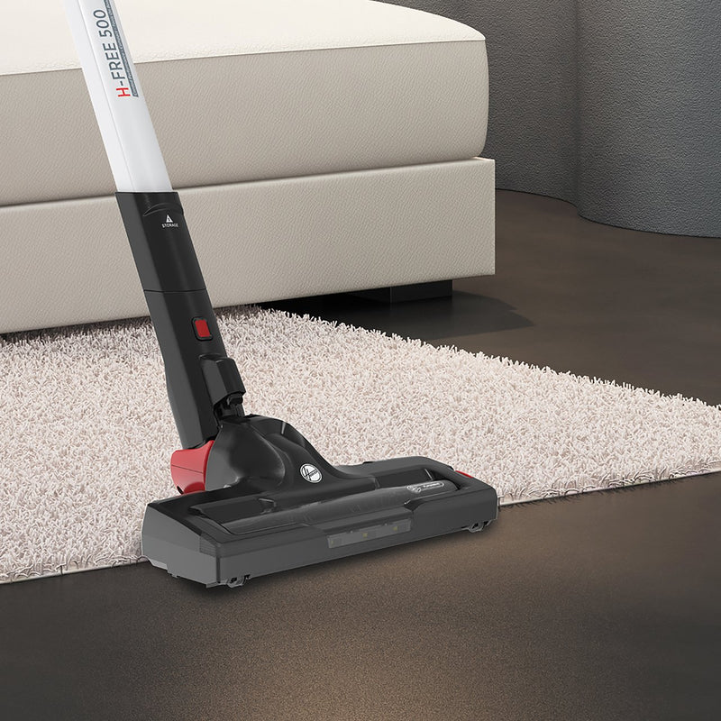 Hoover H-FREE 500 HF522BH Cordless Vacuum Cleaner with up to 40 Minutes Run Time